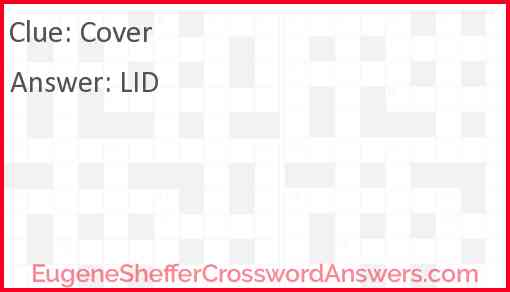 Cover Answer